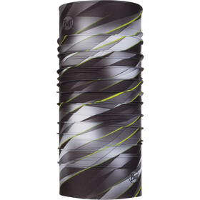Buff Coolnet UV+ Neck Tube, focus grey